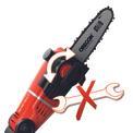 Akku-Multifunktionswerkzeug GE-HC 18 Li T Kit Detailbild ohne Untertitel 6