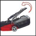 Masina de tuns iarba electrica GC-EM 1030 Detailbild ohne Untertitel 4