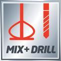 Paint/Mortar Mixer TC-MX 1100 E VKA 1