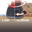 Pompa per acque scure GE-DP 7330 LL ECO Detailbild ohne Untertitel 11
