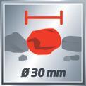 Bomba de aguas sucias GE-DP 7330 LL ECO VKA 2