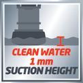 Bomba de aguas sucias GE-DP 7330 LL ECO VKA 1