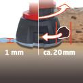 Bomba de aguas sucias GE-DP 5220 LL ECO Detailbild ohne Untertitel 11