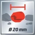Bomba de aguas sucias GE-DP 5220 LL ECO VKA 2