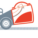 Petrol Lawn Mower GC-PM 51/2 S HW Detailbild ohne Untertitel 1