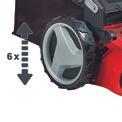 Petrol Lawn Mower GC-PM 51/2 S HW Detailbild ohne Untertitel 4