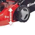 Masina de tuns iarba cu motor termic GC-PM 46 S Detailbild ohne Untertitel 4