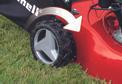 Masina de tuns iarba cu motor termic GC-PM 46 S Einsatzbild 1