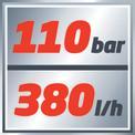 Spalator cu inalta presiune TC-HP 1538 PC VKA 1