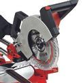 Troncatrice radiale TE-SM 2534 Dual Detailbild ohne Untertitel 4