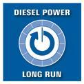Stromerzeuger (Diesel) BT-PG 5000 DD VKA 3