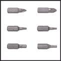 Atornilladores sin cable TC-SD 3,6 Li Detailbild ohne Untertitel 4