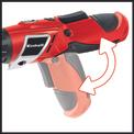 Cordless Screwdriver TC-SD 3,6 Li Detailbild ohne Untertitel 1