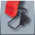 Tocator cu valturi resturi vegetale, electric  GH-KS 2440 Detailbild ohne Untertitel 3