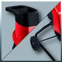 Elektro-Messerhäcksler GH-KS 2440 Detailbild ohne Untertitel 4