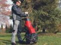 Tocator cu valturi resturi vegetale, electric  GH-KS 2440 Einsatzbild 1