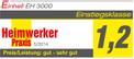 Elektromos hősugárzó EH 3000 Testmagazin - Logo (oeffentlich) 1