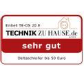 Levigatrici triangolari TE-DS 20 E Testmagazin - Logo (oeffentlich) 1