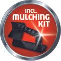 Akkus fűnyíró GE-CM 36 Li M Kit (2x3,0Ah) Logo / Button 1