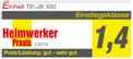 Caladora TE-JS 100 Testmagazin - Logo (oeffentlich) 1