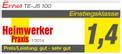 Ferastrau pendular TE-JS 100 Testmagazin - Logo (oeffentlich) 1