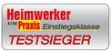 Caladora TE-JS 100 Testmagazin - Logo (oeffentlich) 2