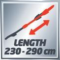 Elektro-Hochentaster GE-EC 720 T Kit VKA 2