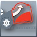 Masina de tuns iarba cu motor termic GC-PM 46 S-M Detailbild ohne Untertitel 1