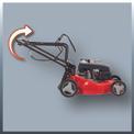 Masina de tuns iarba cu motor termic GC-PM 46 S-M Detailbild ohne Untertitel 2