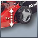 Masina de tuns iarba cu motor termic GC-PM 46 S-M Detailbild ohne Untertitel 4