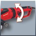 Amoladora TE-AG 230 Detailbild ohne Untertitel 3