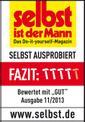 Motosierra telescópica GE-EC 720 T Testmagazin - Logo (oeffentlich) 1