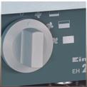 Elektro-Heizer EH 2000 Detailbild ohne Untertitel 2
