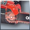 Seghe a catena a batteria GC-LC 18 Li Detailbild ohne Untertitel 5