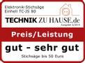 Caladora TC-JS 80 Testmagazin - Logo (oeffentlich) 1