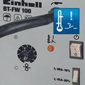 Fülldraht-Schweißgerät BT-FW 100 Detailbild ohne Untertitel 2