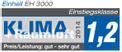 Elektromos hősugárzó EH 3000 Testmagazin - Logo (oeffentlich) 2