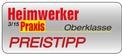 Cordless Drill TE-CD 12 X-Li with 2nd battery Testmagazin - Logo (oeffentlich) 2