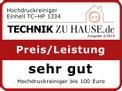 High Pressure Cleaner TC-HP 1334 Testmagazin - Logo (oeffentlich) 1