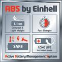 Tagliaerba a batteria GE-CM 36 Li Kit (2x3,0Ah) Detailbild ohne Untertitel 1
