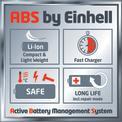 Tagliaerba a batteria GE-CM 36 Li Kit Detailbild ohne Untertitel 1
