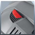 Akkus fűnyíró GE-CM 36 Li Kit (2x3,0Ah) Detailbild ohne Untertitel 4