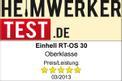 Schwingschleifer RT-OS 30 Testmagazin - Logo (oeffentlich) 1