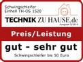 Levigatrice orbitale TH-OS 1520 Testmagazin - Logo (oeffentlich) 1