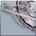 Handkreissäge TC-CS 1400 Detailbild ohne Untertitel 2