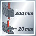 Universalsäge TE-AP 1050 E VKA 1
