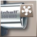 Heißluftgenerator HGG 300 Niro Detailbild ohne Untertitel 1
