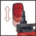 Pompa submersibila apa murdara GE-DP 7330 LL ECO Detailbild ohne Untertitel 3