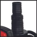 Schmutzwasserpumpe GE-DP 5220 LL ECO Detailbild ohne Untertitel 6