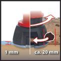 Schmutzwasserpumpe GE-DP 5220 LL ECO Detailbild ohne Untertitel 1